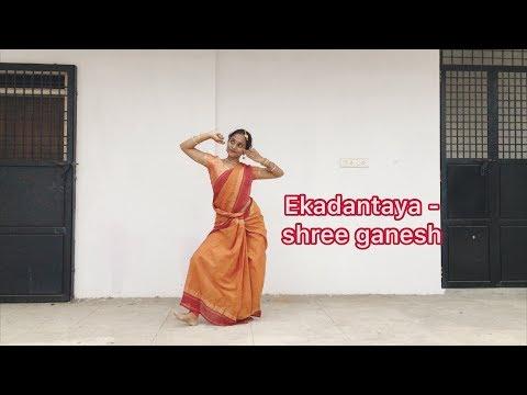 Ekadantaya-Shree Ganesha