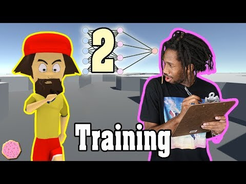 🖥️ TRAINING MY FIRST MACHINE LEARNING GAME! (2/4)