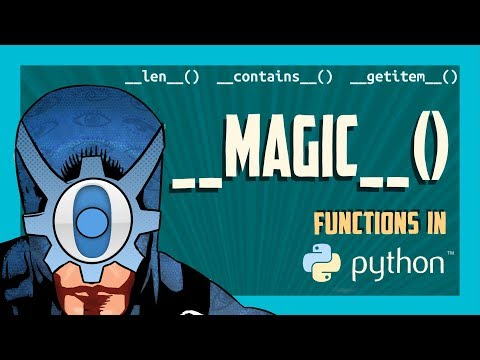 Python tricks: Using magic (dunder) functions to create list-like objects