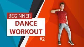 Dance Workout Beginner met Jeroen #2   Dance Passion
