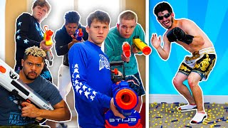 700 NERF Darts For 700k SUBSCRIBERS
