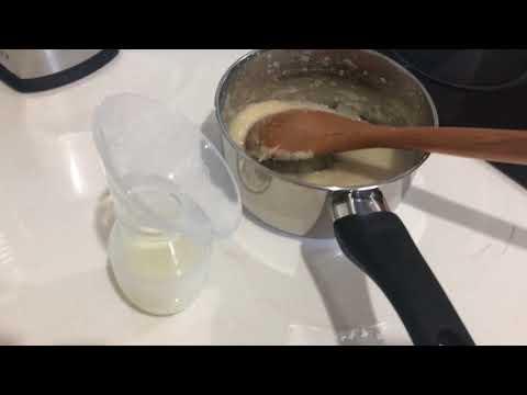 Breastmilk mini soap bars
