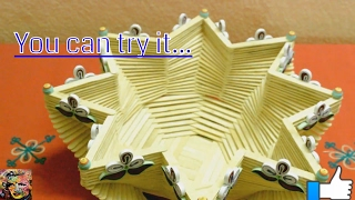 How to Easily Make a Beautiful Flower Basket || Popsicle Stick Craft || Ice Cream Stick Craft