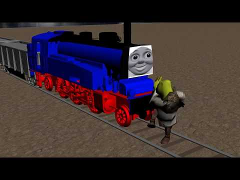Shrek saves children from Aushwitz