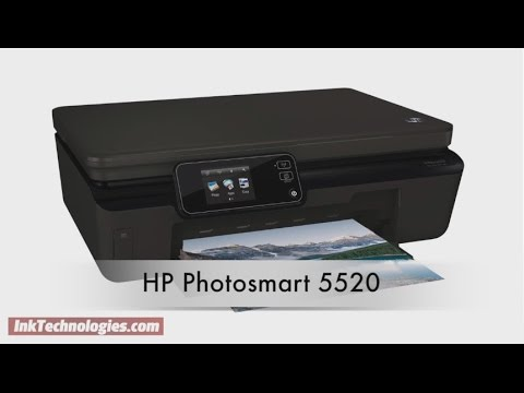 HP Photosmart 5520 Instructional Video