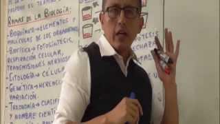 Biología 1 Bioquímica - Pedro Pedrozo