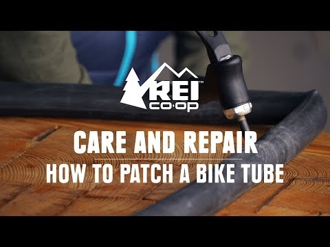 How to Patch a Bike Tube || REI