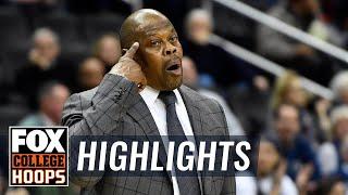 Georgetown vs. Providence | FOX COLLEGE HOOPS HIGHLIGHTS