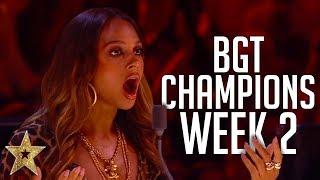 Britain's Got Talent: The Champions Auditions!   WEEK 2   Got Talent Global