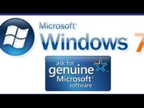 How to make my windows 7 genuine | Bangla Tutorial [কিভাবে উইন্ডোজ ৭ কে জ্যানুইনে বানাবো]