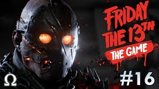 THE NEW SAVINI JASON IS HERE! | Friday the 13th The Game #16 NEW JASON! Ft. Friends