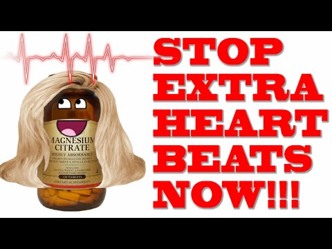 How To Stop Heart Palpitations In 10 Minutes