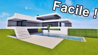 Tuto #1 comment faire un salon moderne Minecraft P.E