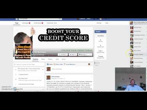 How to buy a CPN Number Secondary Credit Number Profile with Funding