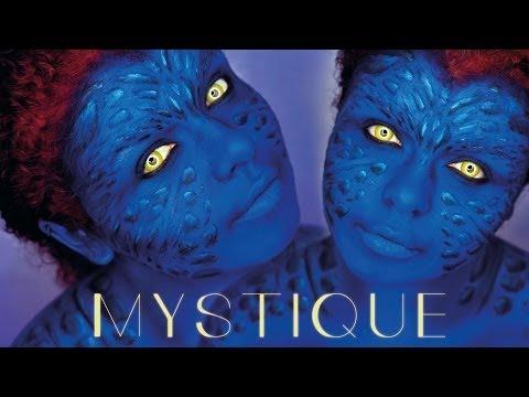 MYSTIQUE (X-MEN) MAKE-UP I CHIARA NERO