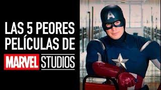 Download Las 5 Peores Películas De Marvel Studios Video