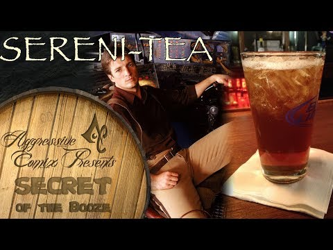 Sereni-tea Firefly Inspired Cocktail