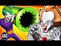 PENNYWISE Vs JOKER REMATCH