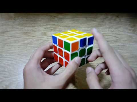 How to solve 3x3 Rubik Cube (with caption)
