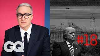 This Russian Obsession Shows How Trump Will Be Undone | The Resistance with Keith Olbermann | GQ