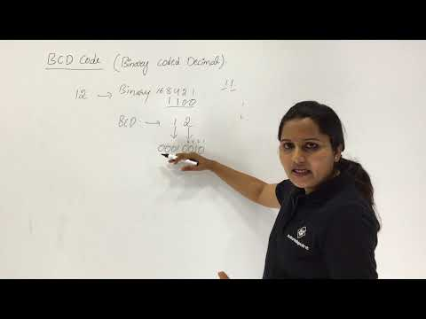 BCD Code (Binary Coded Decimal)