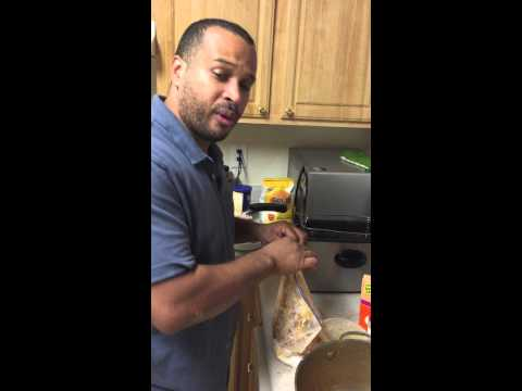 Chef Frank's Dominican Style Country Fried Chicken