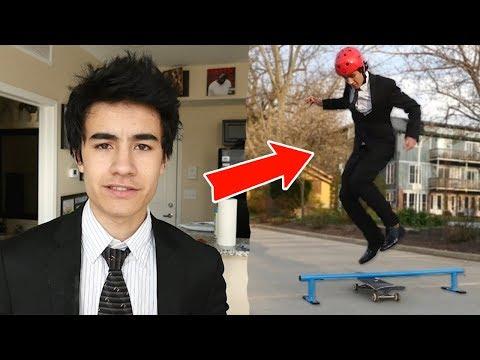 ZexyZek Skates: Episode 4 - Suit and Tie Edition