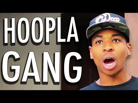 HOOPLA GANG INITIATION - J.D.Witherspoon