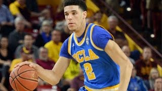 Lonzo Ball Leaves Game With Injury, Returns Creating Highlight Alley-Oops
