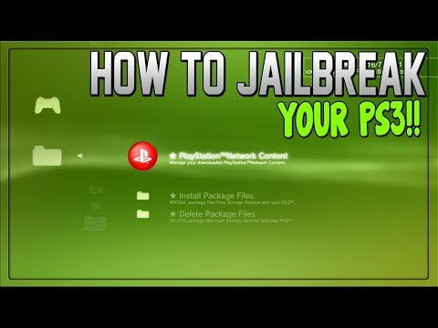 how to jailbreak any ps3 running on 2.53 OFW - 3.55 OFW or any ps3 thats on 3.55 OFW and lower 😗😙