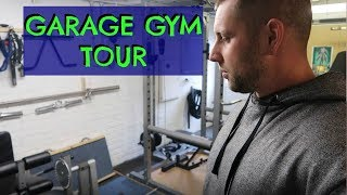 Budget garage gym ideas videos tube tv