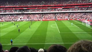 Premier League | ARSENAL vs LIVERPOOL (0:2) | 20th August 2011 | HD
