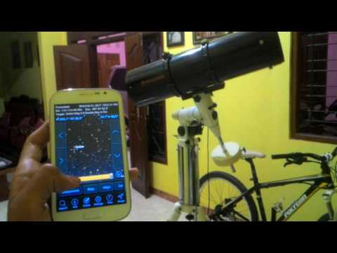 Arduino Telescope Computerized GoTo System (OnStep)