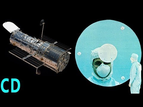 Hubble Trouble - How did the Space Telescope Mirror End Up Flawed ?