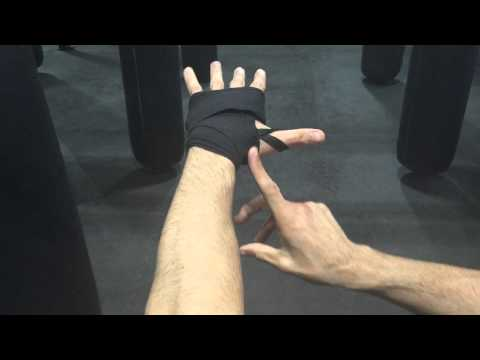 TITLE Boxing Club NYC Hand Wrap Video