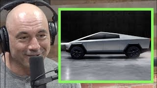Joe Rogan's Thoughts on Tesla's Cybertruck