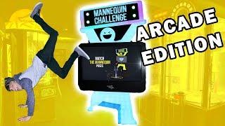 Mannequin Challenge - Arcade Edition