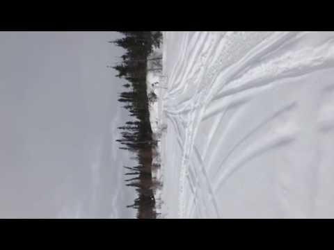 Yellowknife March 2017