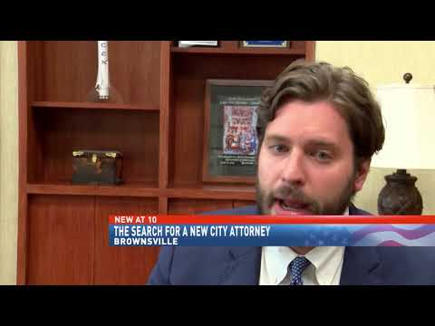 The search for a new city attorney