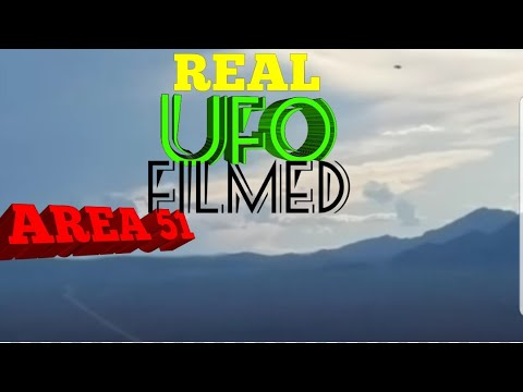 (AREA 51) 12 HRS. AT GROOM LAKE ROAD PT.1