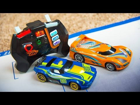 Hot Wheels AI RC Toy Cars for Kids Racing Car Track Toys for Boys Kinder Playtime