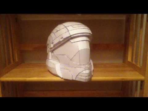 ODST Build Work In Progress-Helmet