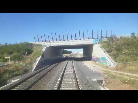 Train From Footscray to Geelong - 20 February 2018