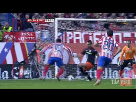 Atlético Madrid - Valencia 4-1, Canal+