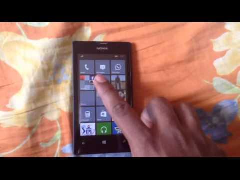 Windows 8.1 for lumia phone in India (lumia 520)