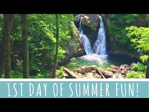 FIRST DAY OF SUMMER FUN | VLOG