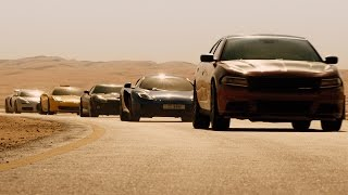 Fast & Furious 7 in Abu Dhabi