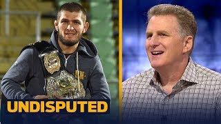 Michael Rapaport on the potential for a McGregor-Khabib rematch | UFC | UNDISPUTED