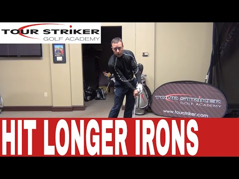 How to Hit Your Irons Longer with the Same Easy Swing! - Martin Chuck, Tour Striker Golf