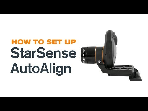 How to Set Up StarSense AutoAlign